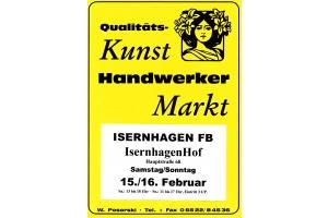 Kunsthandwerkermarkt Isernhagen