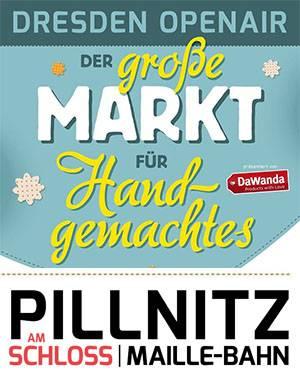 HandmaDDemarkt - Elbhangfest in Dresden