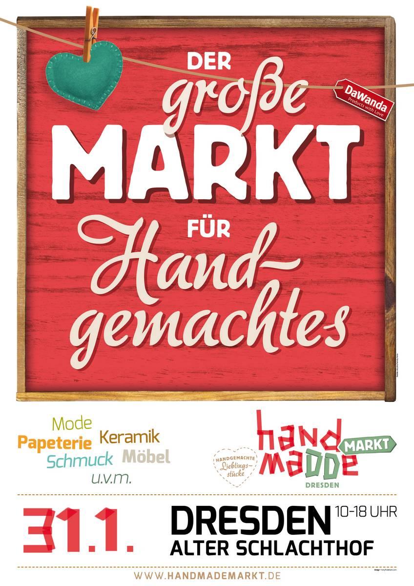 7. HandmaDDe Markt Dresden