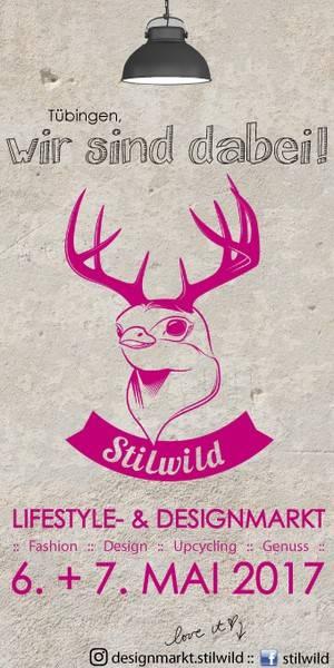 weiter geht´s auf dem STILWILD, Lifestyle-& Designmarkt