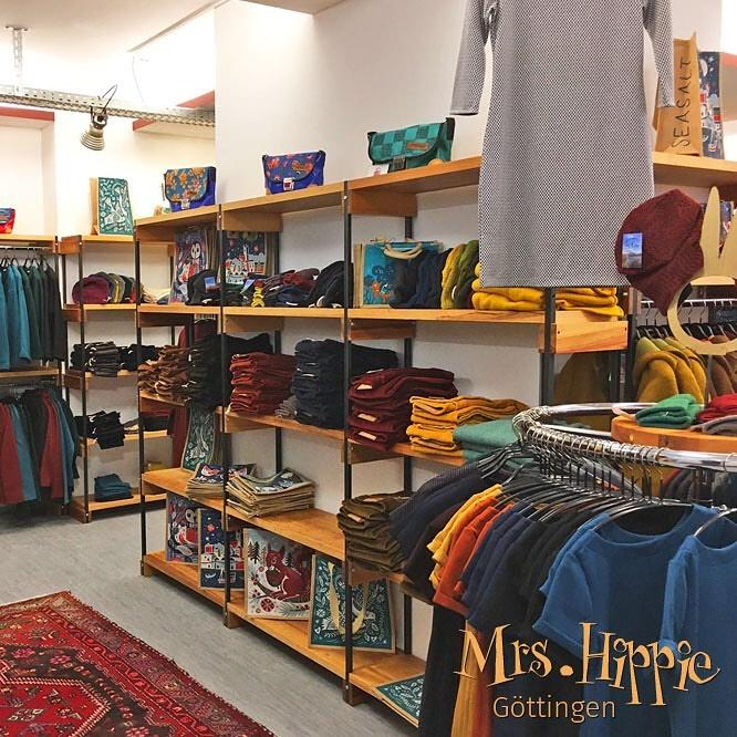 Neuer Laden mit Fawwi Taschen